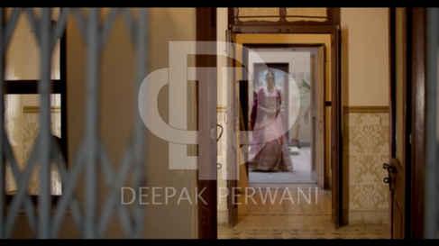 Deepak Perwani Lookbook