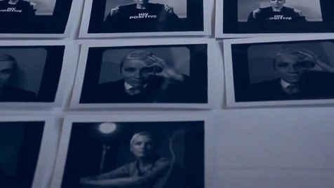 Annie Lennox for Vogue Italia