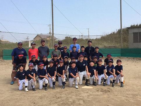 品川区少年野球睦クラブ