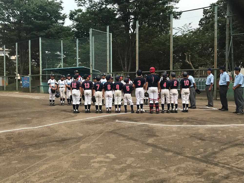 品川区少年野球 睦クラブ