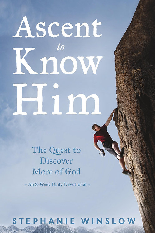Ascent to Know Him: 8 Week Devotional