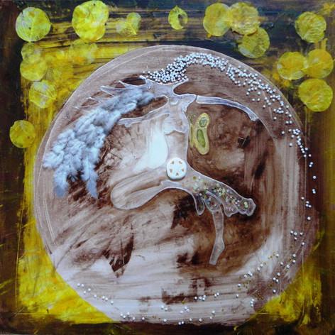 Gele Kuan Yin