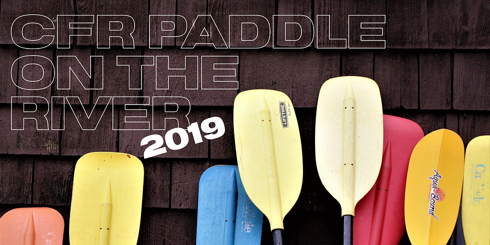 CFR Paddle on the River