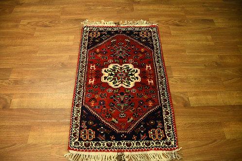 Amazing 2'5''x 4 Tabriz Rug