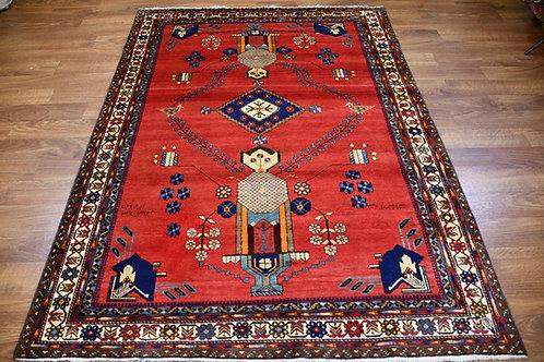 Extraordinary 5x7 zanjon veggie color rug