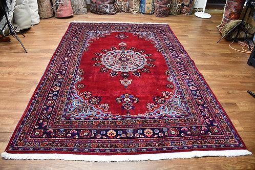 Excellent 6'6'' x 9'6'' Tabriz Oriental Rug