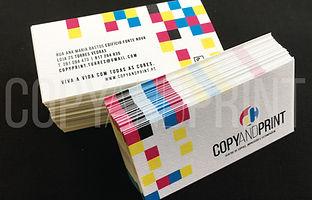 Cartões CopyAndPrint