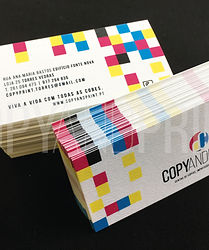 Cartões Impressão Digital