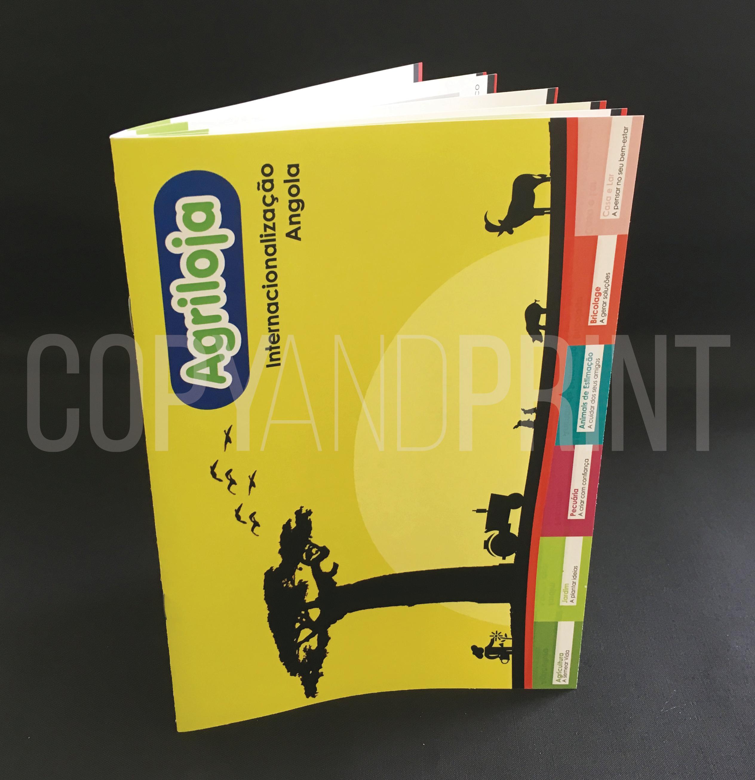 Catálogo Impressão Offset