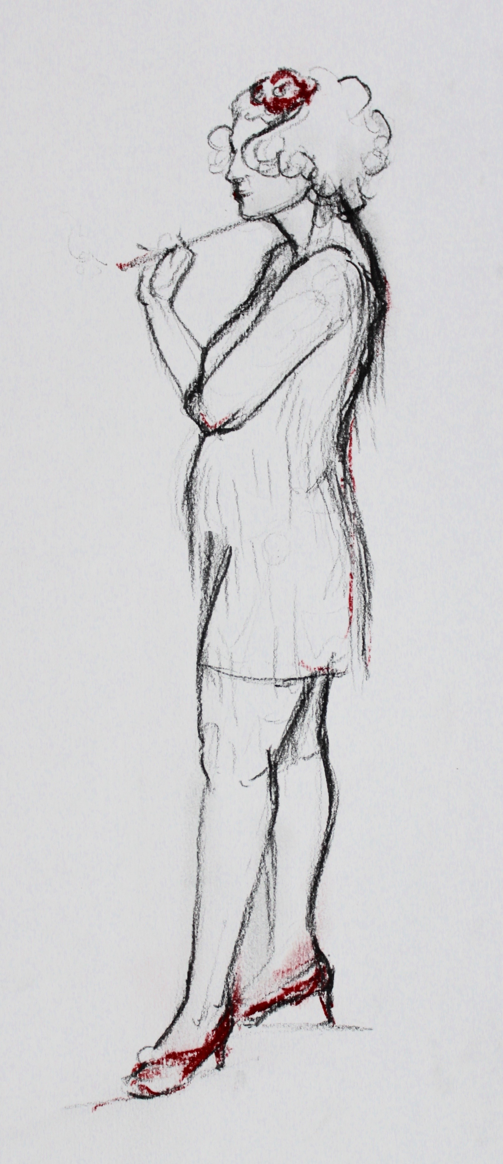 Character Life Drawing