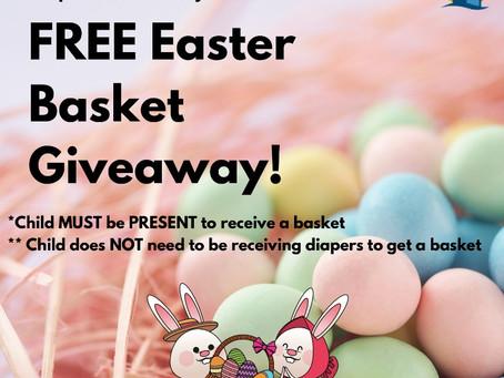 Free Easter Basket Giveaway!