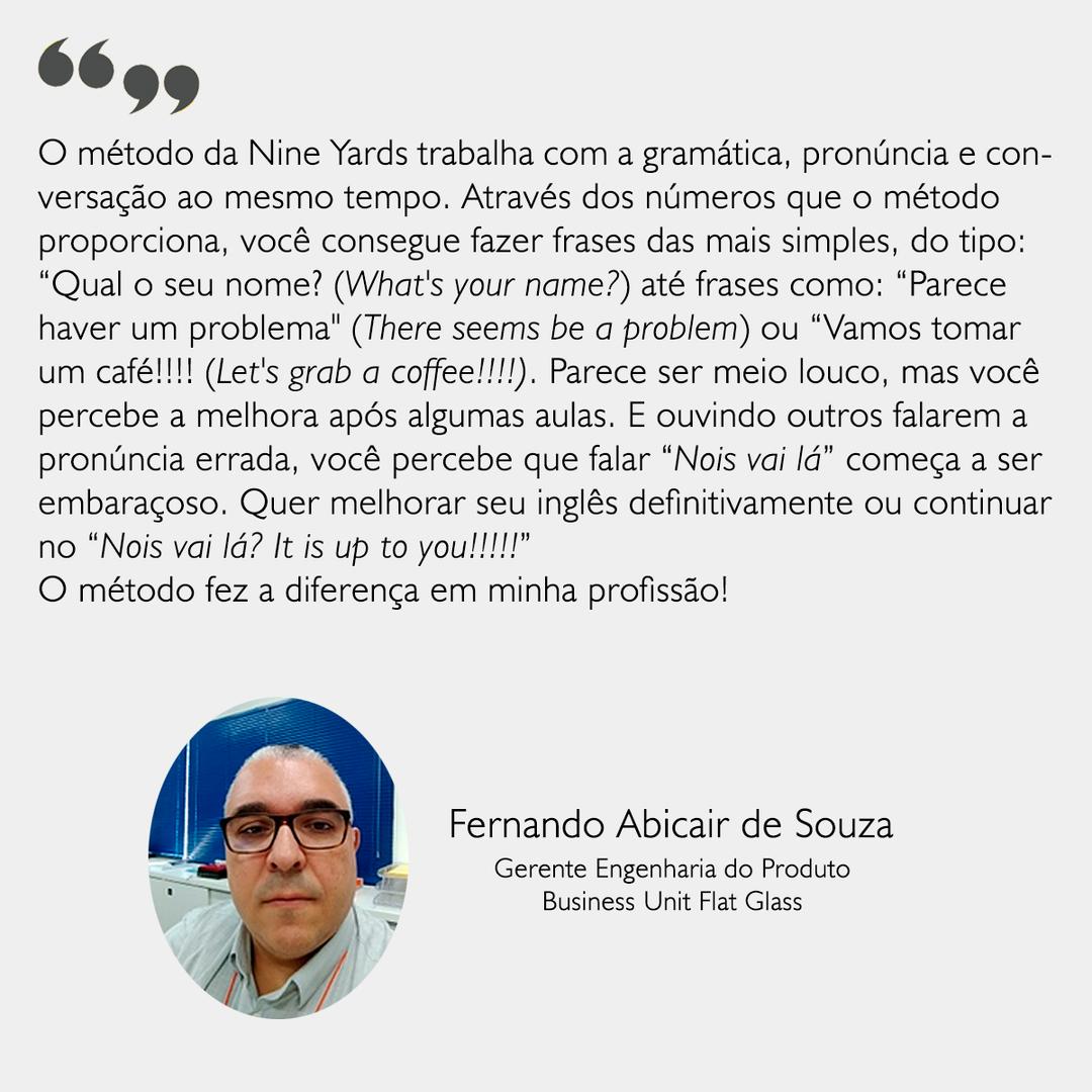 Depoimento - Fernando