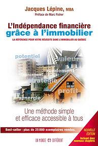 L'indépendance financière par Jacques Lépine