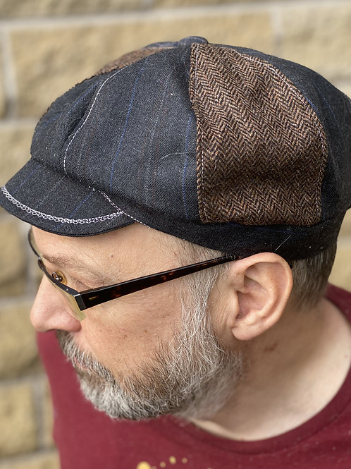 Yorkshire Wool Baker Boy Cap