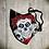 Thumbnail: Face Masks - Skull Roses