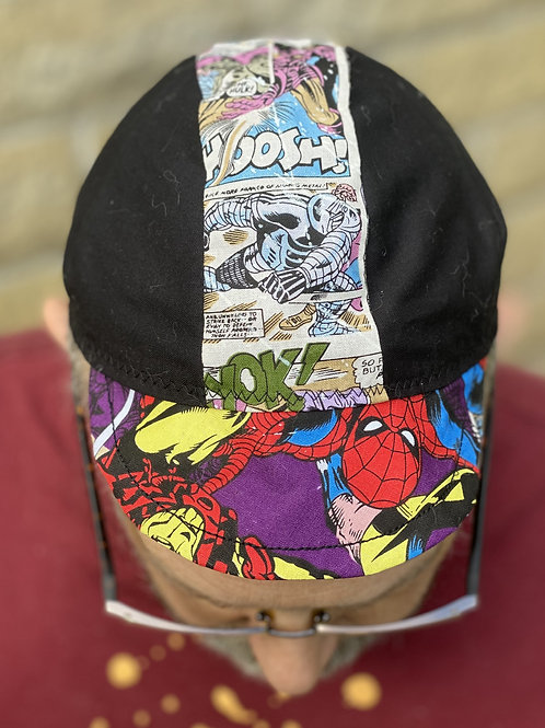 Marvel Cycling cap