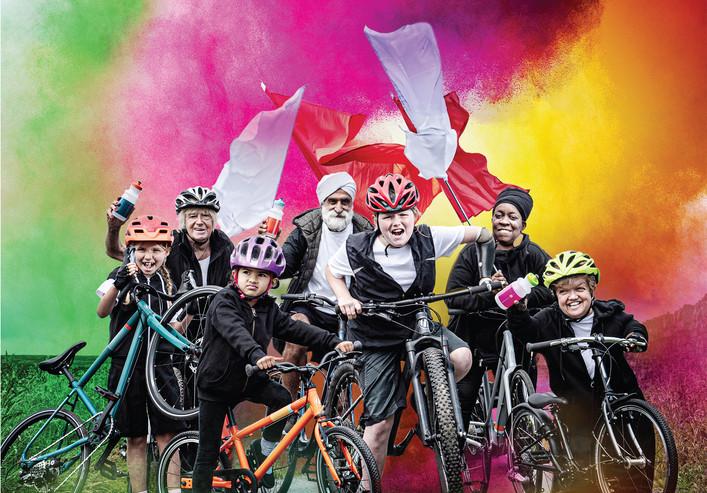 Islabikes Cycling Revolutionaries