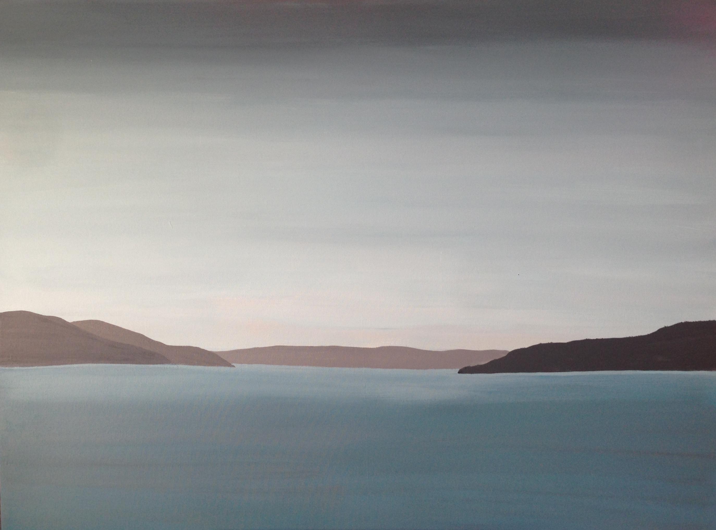 Winter Sunrise - Okanagan Lake