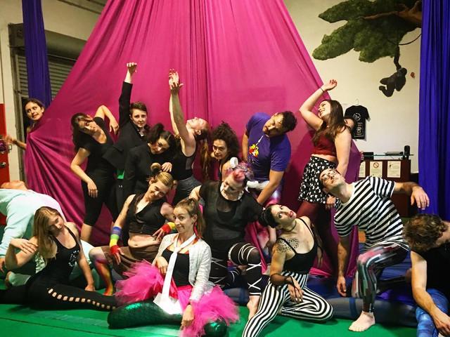 Air Ballet Halloween Edition