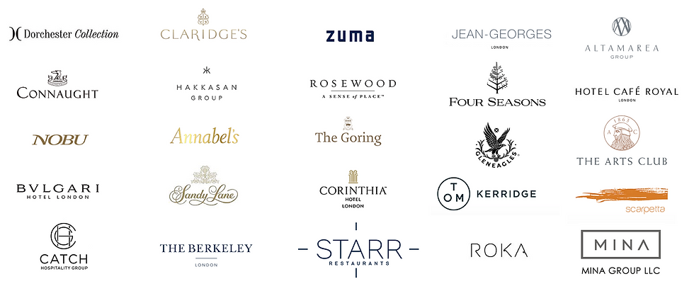James & Cranwell Luxury Hospitalility recruiters