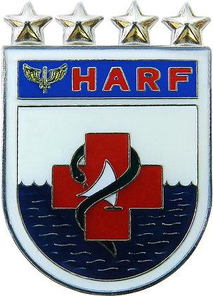 DISTINTIVO DE BOLSO FAB HARF