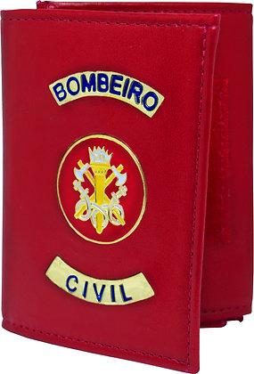 CARTEIRA COURVIN BOMBEIRO CIVIL