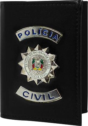 CARTEIRA COURVIN POLÍCIA CIVIL RS