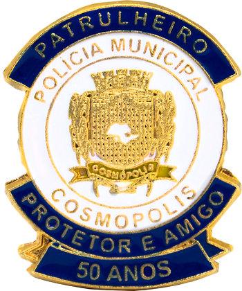BOTON PM COSMOPOLIS
