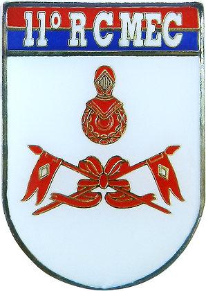 DISTINTIVO DE BOLSO EB 11º RC MEC