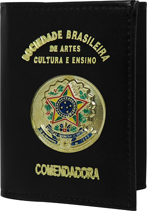 CARTEIRA COURVIN COMENDADORA