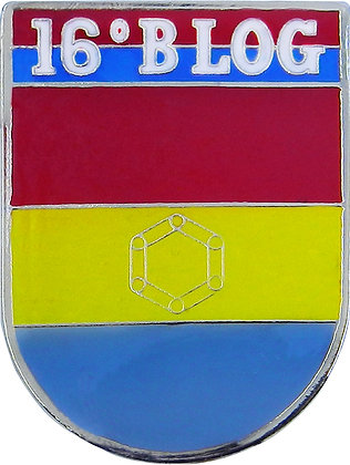 DISTINTIVO DE BOLSO EB 16º B LOG