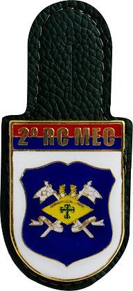 DISTINTIVO DE BOLSO EB 2º RC MEC