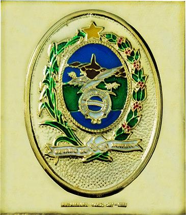 CHAPA CARTEIRA RIO DE JANEIRO