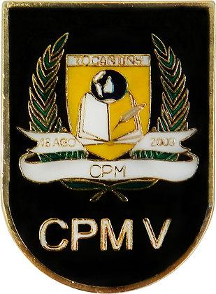 DISTINTIVO DE BOLSO CPM V/ PMTO