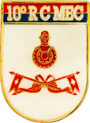 DISTINTIVO DE BOLSO EB 10º RC MEC