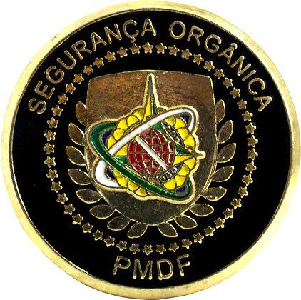 BOTON SEGURANÇA ORGÂNICA