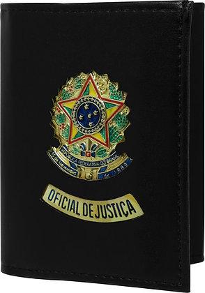 CARTEIRA COURVIN OFICIAL DE JUSTIÇA