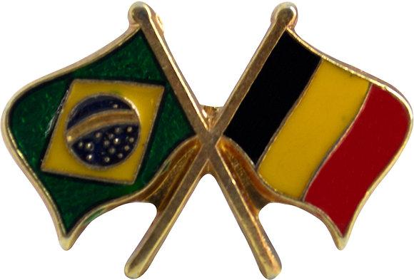 BOTON BRASIL X BÉLGICA