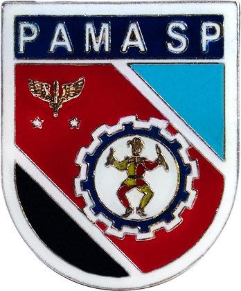 DISTINTIVO DE BOLSO FAB PAMA SP