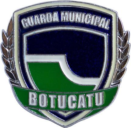 BOTON GUARDA MUNICIPAL BOTUCATU