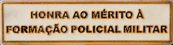 BARRETA HONRA AO MÉRITO PM