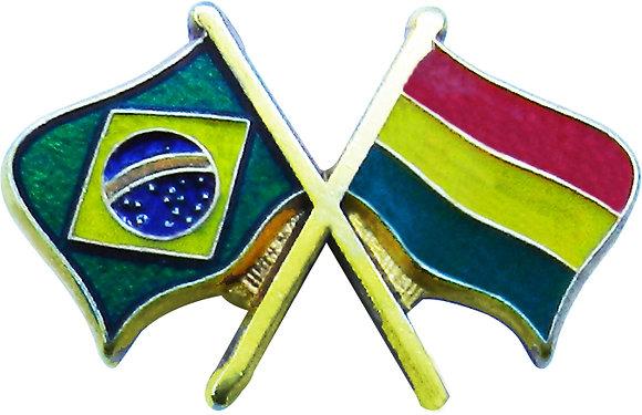 BOTON BRASIL X BOLÍVIA