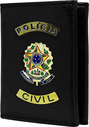 CARTEIRA COURVIN POLÍCIA CIVIL