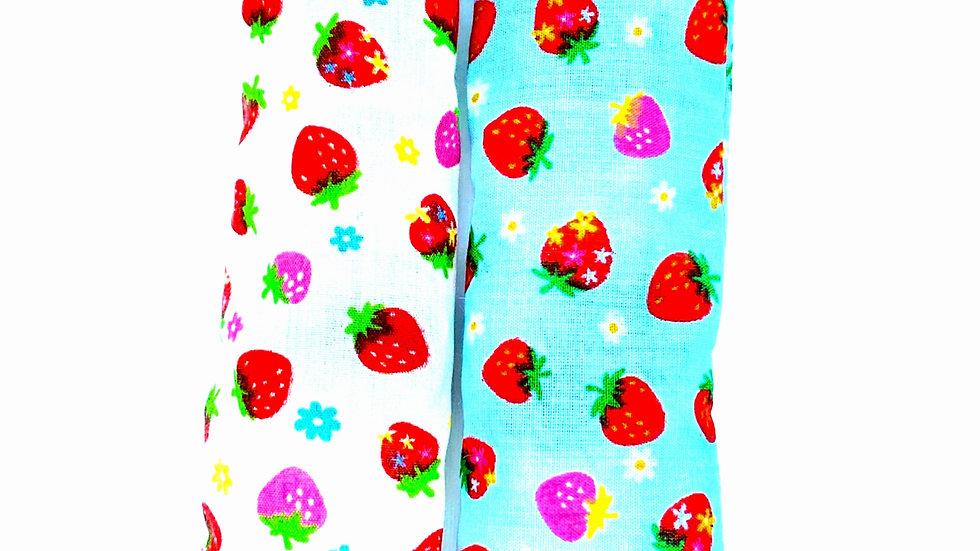 Strawberry Catnip Kickers