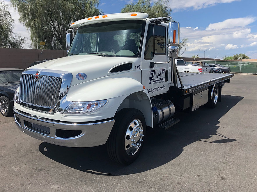 snap towing las vegas nv