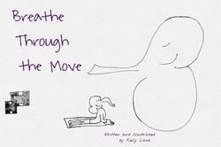 Breathe Through the Move b&w cover