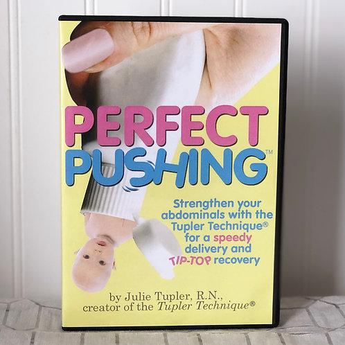 Pushing Preparation During Pregnancy Video