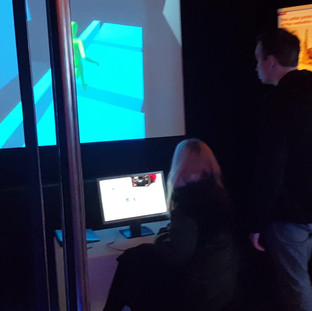 TEC ART 2018 expo Ubik Worm