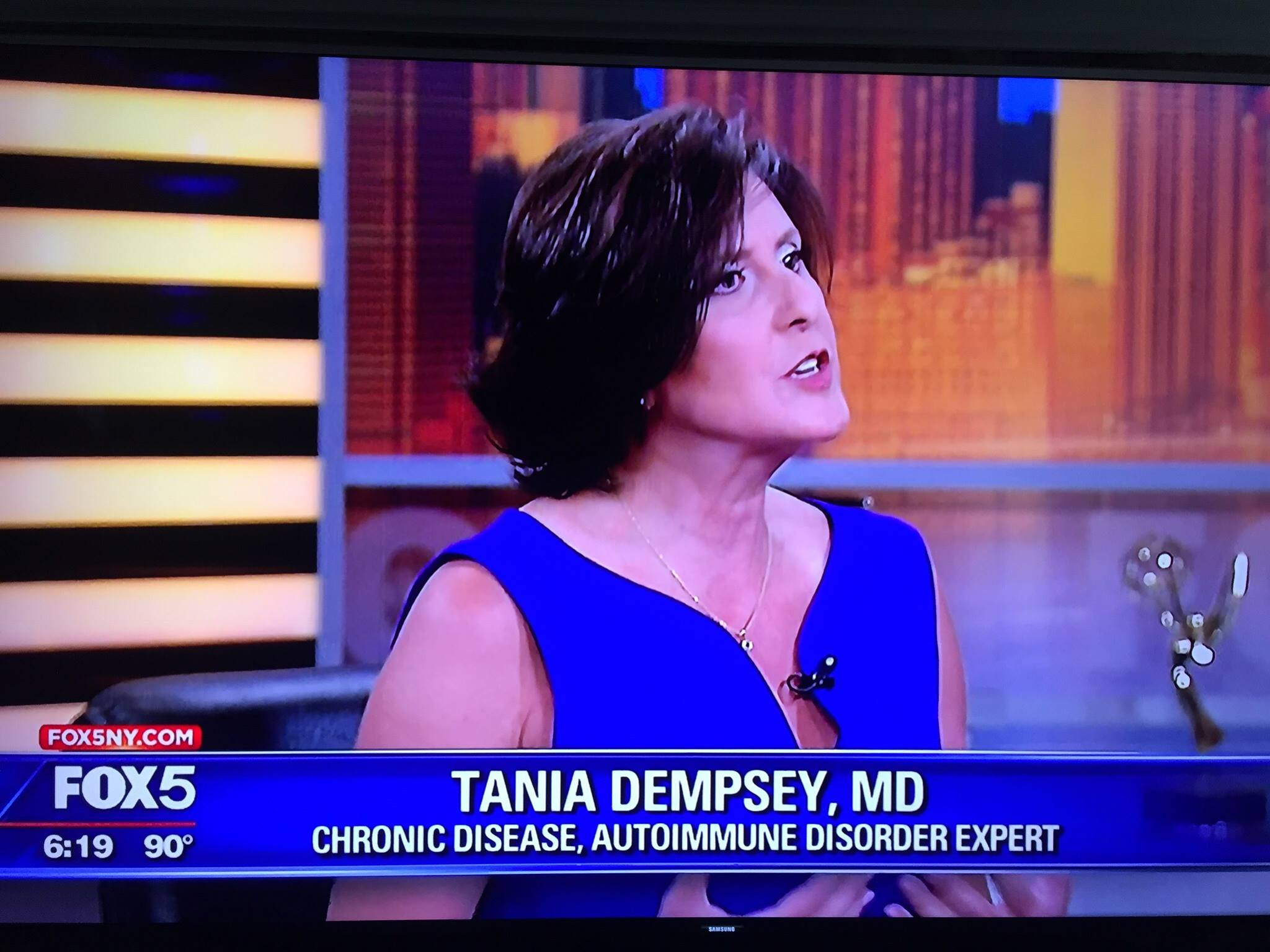 dr. Tania Dempsey mast cell