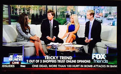Kris Ruby Fox & Friends Social Media